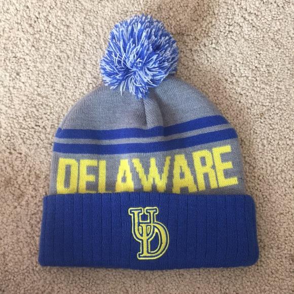 Accessories - University of Delaware Pom hat 50a3c6e308a1